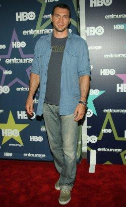 "Wladimir Klitschko attends the premiere of HBO's ""Entourage"" in New York"