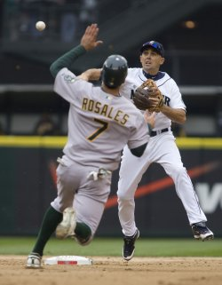 MLB Athletics vs. Mariners