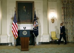 President Obama Gives Statement On The Deadly Oklahoma Tornadoes