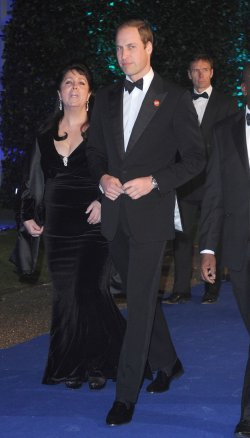 Centrepoint Winter Whites Gala in London.