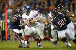 New York Giants vs. Chicago Bears