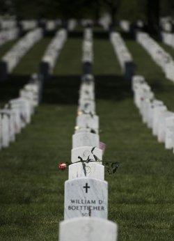 Memorial Day at Arlington National Cemerery