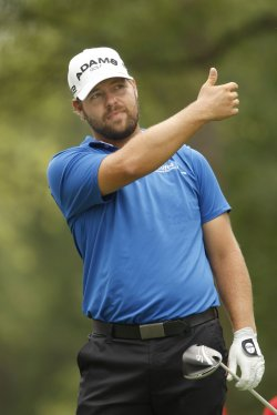 Ryan Moore in Wells Fargo Championship in Charlotte, NC