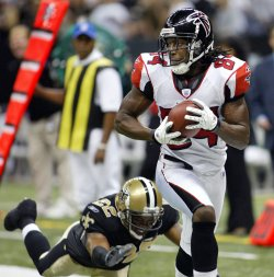 NFL Football Atlanta Falcons at New Orleans Saints