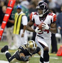 NFL Football Atlanta Falcons at New Orleans Saints