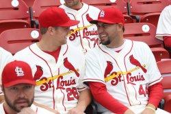 St. Louis Cardinals team photograph