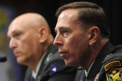 Gen. Petraeus testifies on Capitol hill in Washington