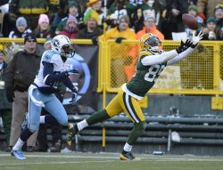 Tennessee Titans vs. Green Bay Packers