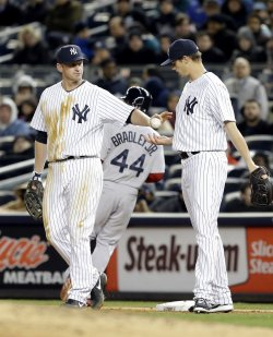 Red Sox vs Yankees at Yankee Stadium