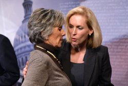 Senators speak on Military Sexual Assault Vote in Washington