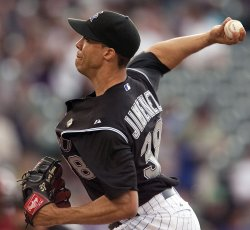 Rockies Trade Pitcher Ubaldo Jimenez to Cleveland