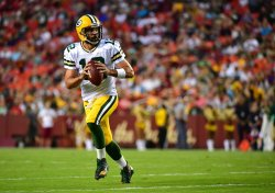 Green Bay Packers Quarterbak Aaron Rodgers