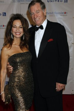 Susan Lucci arrives for the T.J. Martell Foundation New York Honors Gala in New York