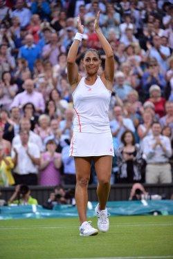 Day three at Wimbledon Tennis Championships in London