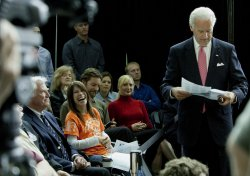 Vice President Biden Chairs Green Town Hall in Denver