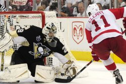 Detroit Red Wings vs Pittsburgh Penguins, NHL Stanley Cup Final Game 6