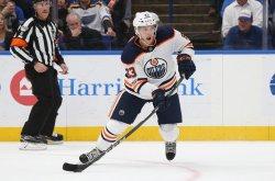 Edmonton Oilers Matt Benning