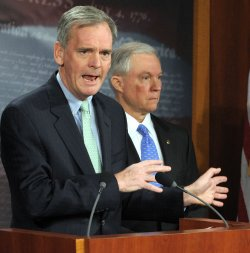 Senate Republicans say health care bill will add to deficit in Washington