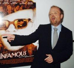 """TOBY JONES PREMIERES IN NEW FILM """"INFAMOUS"""""""