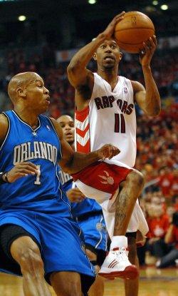 NBA Playoffs Toronto Raptors vs Orlando Magic