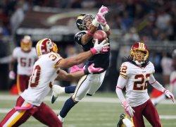 Washington Redskins vs St. Louis Rams