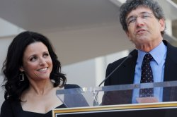Julia Louis-Dreyfus receives star on the Hollywood Walk of Fame in Los Angeles