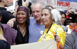 People's Climate March in New York