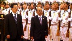 Myanmar's President Thein Sein visits Beijing