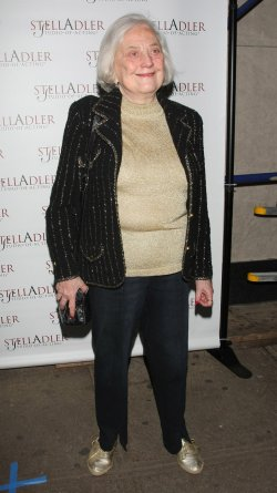 "Muriel ""Mickie"" Siebert attends ""Stella by Starlight"" gala in New York"