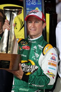 Kasey Kahne wins Coca-Cola 600 at the Charlotte Motor Speedway in Concord, North Carolina