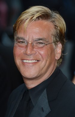 "Aaron Sorkin attends the ""GQ Awards"" in London"
