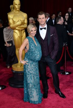 The 86th Academy Awards in Hollywood