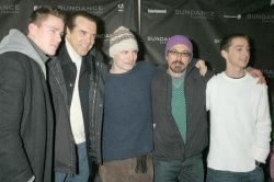 A GUIDE TO RECOGNIZING YOUR SAINTS SCREENING AT SUNDANCE 2006