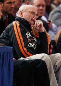 Miami Heat vs New York Knicks in New York