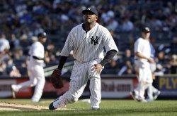 Blue Jays vs Yankees at Yankee Stadium