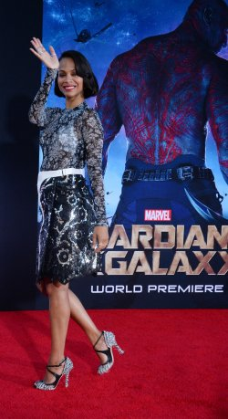 """Guardians of the Galaxy"" premiere held in Los Angeles"