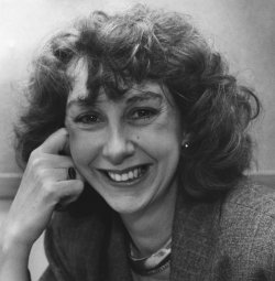 British writer Sally Beauman
