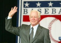BASEBALL HALL OF FAME INDUCTION