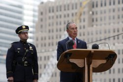 New York City commemorates 7th anniversary of terror attacks on World Trade Center