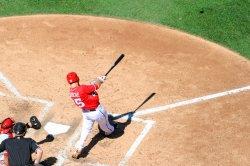 Washington Nationals vs Philadelphia Phillies in Washington