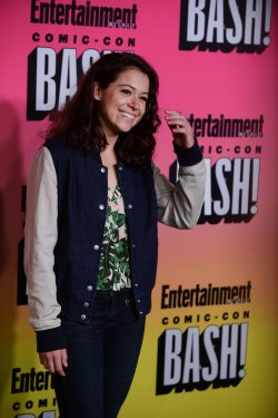 Tatiana Maslany attends Entertainment Weekly's Comic-Con Bash in San Diego