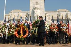 Columbus Day Celebration in Washington