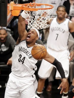 Toronto Raptors vs Brooklyn Nets in Game 3 of the Eastern Conference Quarterfinals
