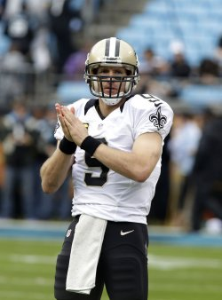 NFL Carolina Panthers vs. New Orleans Saints