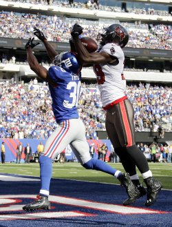 Tampa Bay Buccaneers at New York Giants