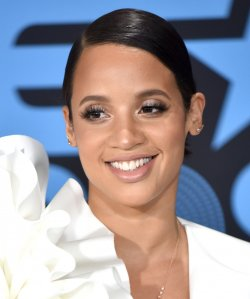 Dascha Polanco attends the annual BET Awards in Los Angeles