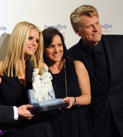 Operation Smile honors the Simpson family in Beverly Hills