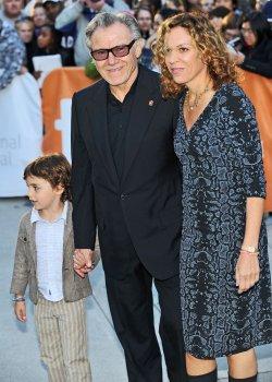 Harvey Keitel attends 'A Beginner's To Endings' premiere at the Toronto International Film Festival