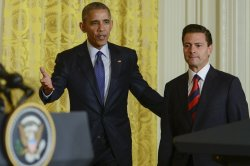 President Obama holds joint press conference with President of Mexico Enrique Peña Nieto