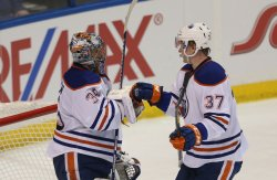 Edmonton Oilers vs St. Louis Blues